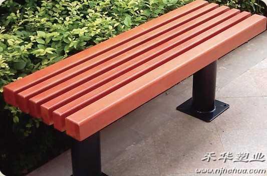 江苏省南京市户外公园椅